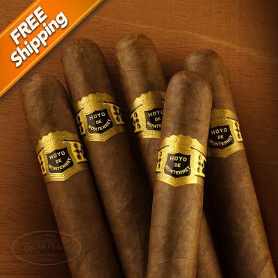 Hoyo de Monterrey Natural Governor Pack of 5 Cigars-www.cigarplace.biz-32