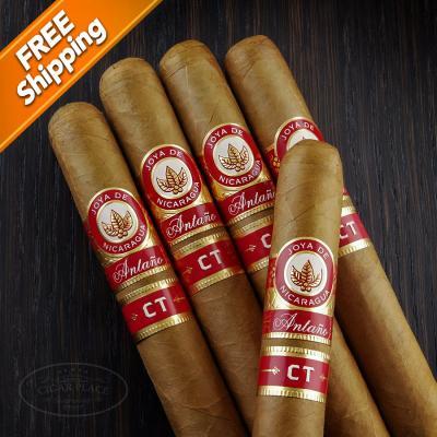 Joya De Nicaragua Antano Connecticut Corona Gorda Pack of 5 Cigars-www.cigarplace.biz-31