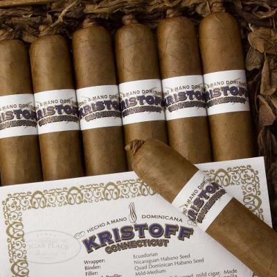 Kristoff Connecticut Robusto Cigars