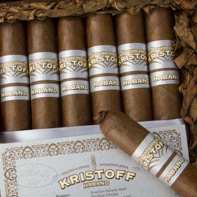 Kristoff Habano Matador Cigars