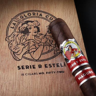 La Gloria Cubana Serie R Esteli Maduro No. Fifty-Two-www.cigarplace.biz-32