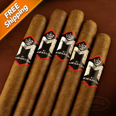 M by Macanudo Toro Pack of 5 Cigars-www.cigarplace.biz-32