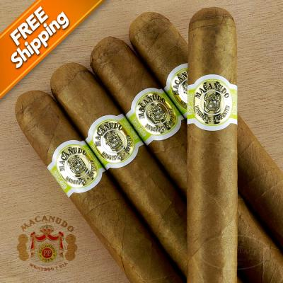 Macanudo Cafe Hyde Park Pack of 5 Cigars-www.cigarplace.biz-31