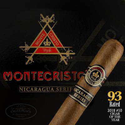 Montecristo Nicaragua Series Robusto 2018 #10 Cigar of the Year-www.cigarplace.biz-32