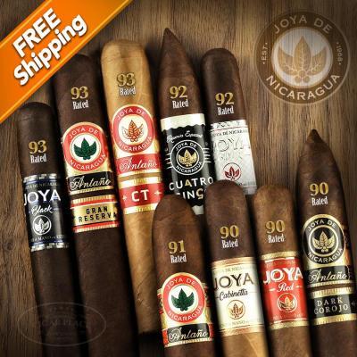 MYM Joya de Nicaragua Highly Rated Sampler-www.cigarplace.biz-32