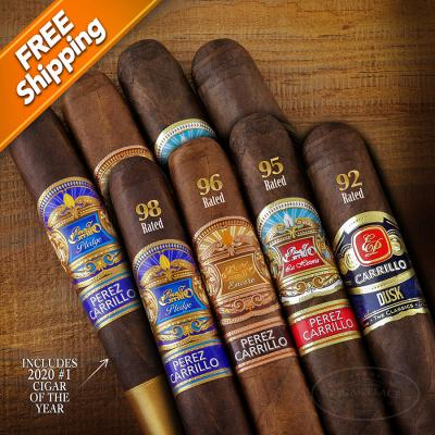 MYM E.P. Carrillo Cigar Aficionado Highly Rated Sampler-www.cigarplace.biz-31