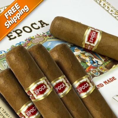 Nat Sherman Epoca Prince Pack of 5 Cigars-www.cigarplace.biz-31