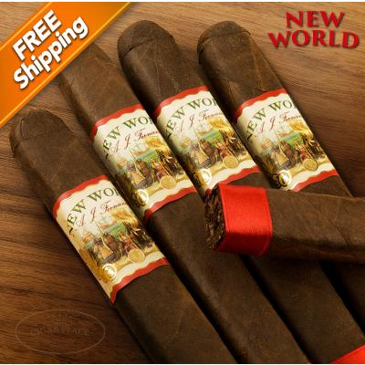 New World Virrey Pack of 5 Cigars-www.cigarplace.biz-31