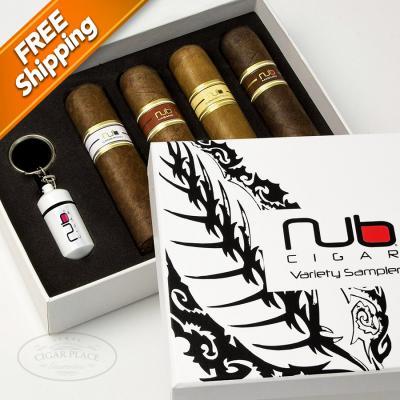 Nub Variety 4 Cigar Sampler + Bullet Cutter-www.cigarplace.biz-32