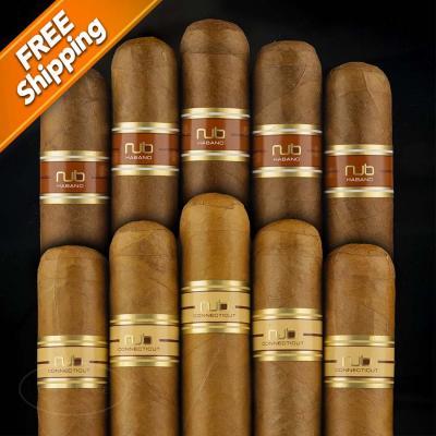 Nub 5-Pack Face Off Cigar Sampler-www.cigarplace.biz-32