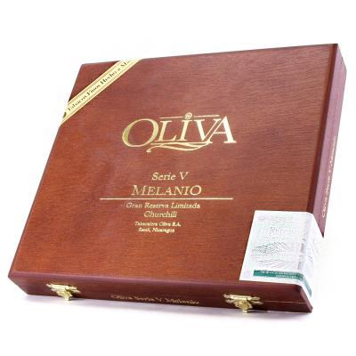 Oliva Serie V Melanio Churchill 2018 #8 Cigar of the Year-www.cigarplace.biz-32
