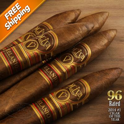 Oliva Serie V Melanio Figurado Pack of 5 Cigars 2014 #1 Cigar of the Year-www.cigarplace.biz-32