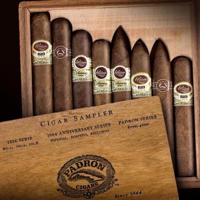 Padron 8-Cigar Sampler Natural-www.cigarplace.biz-31
