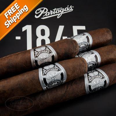 Partagas 1845 Extra Fuerte Robusto Pack of 5 Cigars-www.cigarplace.biz-32
