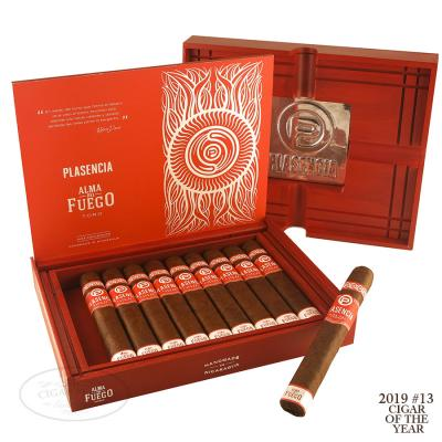Plasencia Alma del Fuego Concepcion 2019 #13 Cigar of the Year-www.cigarplace.biz-31