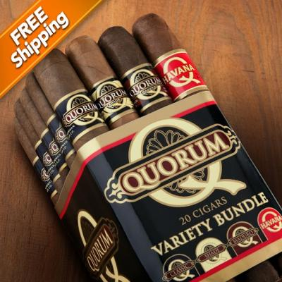 Quorum Toro Variety Bundle of 20 Cigars-www.cigarplace.biz-31