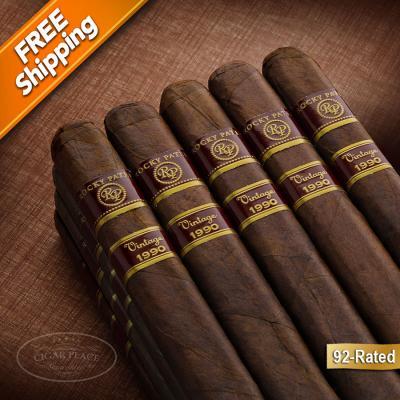 *Rocky Patel Vintage 1990 Robusto Bundle of Cigars-www.cigarplace.biz-31