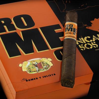 Romeo 505 Nicaragua Robusto-www.cigarplace.biz-31