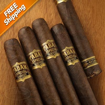 Tabak Especial Toro Negra Pack of 5 Cigars-www.cigarplace.biz-31