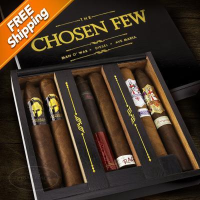 The Chosen Few Cigar Sampler
