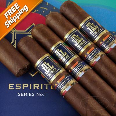Trinidad Espiritu Toro Pack of 5 Cigars-www.cigarplace.biz-31