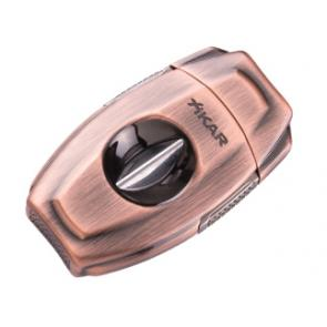 Xikar VX2 V-Cut Cigar Cutter Bronze-www.cigarplace.biz-21