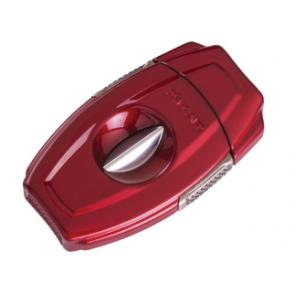 Xikar VX2 V-Cut Cigar Cutter Red-www.cigarplace.biz-21