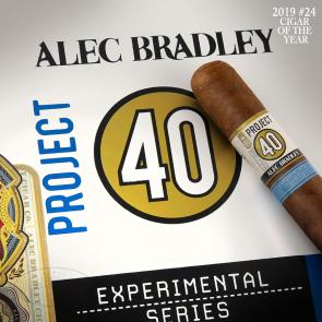 Alec Bradley Project 40 06.52 Toro Cigars 2019 #24 Cigar of the Year-www.cigarplace.biz-21