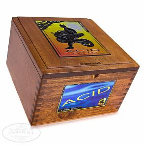 Acid Deep Dish Cigar Box