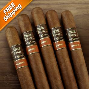 Aging Room Core Habano Mezzo Pack of 5 Cigars-www.cigarplace.biz-21