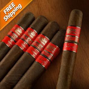 Aging Room Quattro Maduro Vibrato Pack of 5 Cigars-www.cigarplace.biz-21