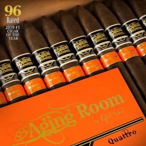 Aging Room Quattro Nicaragua Maestro Cigars 2019 #1 Cigar of the Year-www.cigarplace.biz-21