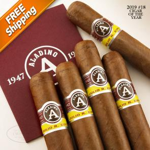 Aladino Toro Pack of 5 Cigars 2019 #18 Cigar of the Year-www.cigarplace.biz-21