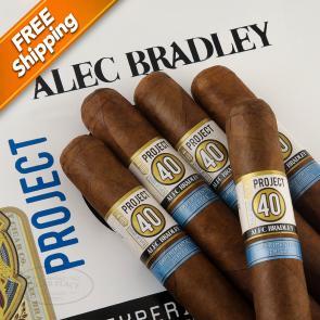Alec Bradley Project 40 06.60 Gordo Pack of 5 Cigars-www.cigarplace.biz-21