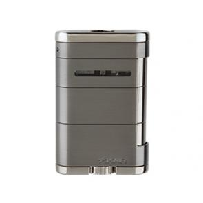 Xikar Allume Tabletop Cigar Lighter Stealth G2-www.cigarplace.biz-21