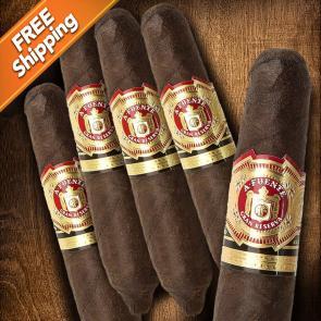 Arturo Fuente Hemingway Maduro Best Seller Pack of 5 Cigars-www.cigarplace.biz-21