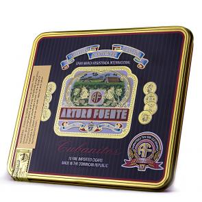 Arturo Fuente Natural Cubanitos Tin 10-www.cigarplace.biz-21