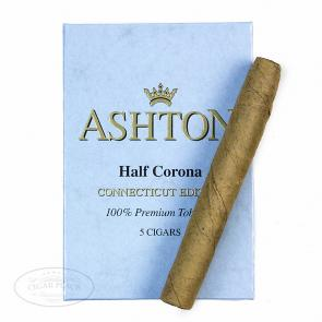 Ashton Connecticut Half Corona Pack 5-www.cigarplace.biz-21