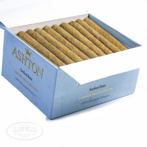 Ashton Connecticut Senoritas Box 50-www.cigarplace.biz-22