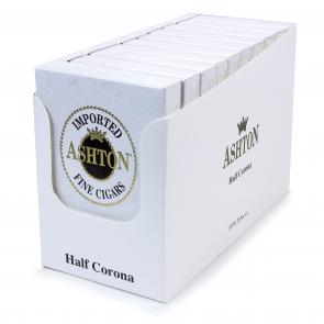 Ashton Natural Half Corona Brick of 50-www.cigarplace.biz-22