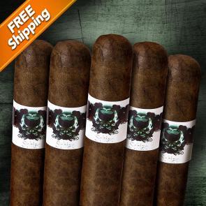 Asylum Schizo 50x5 Pack of 5 Cigars-www.cigarplace.biz-21