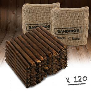 Bandidos Smooth n Sweet Cigarillos Bundle of 120-www.cigarplace.biz-23