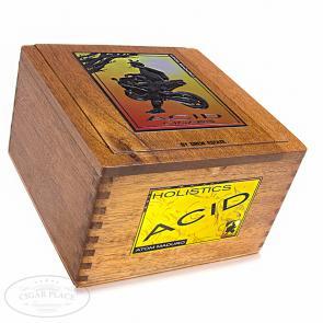Acid Atom Maduro cigar box