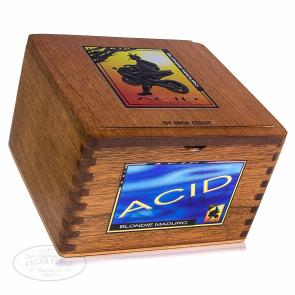 Acid Blondie Maduro Cigar Box