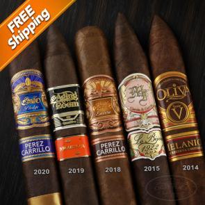 Cigar Aficionado #1 Cigars of the Year Sampler-www.cigarplace.biz-23