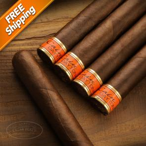 Cain Daytona 660 Double Toro Pack of 5 Cigars-www.cigarplace.biz-21