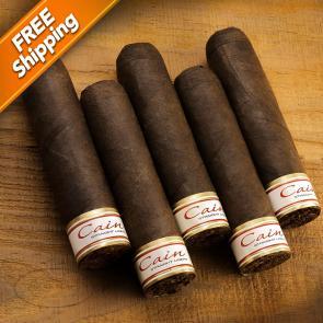 Cain Nub Maduro 460 Pack of 5 Cigars-www.cigarplace.biz-22