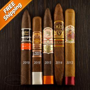 Cigar Aficionado #1 Cigars of the Year Sampler-www.cigarplace.biz-22