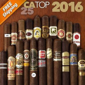 Cigar Aficionado Top 25 Cigars of 2016 Sampler-www.cigarplace.biz-22