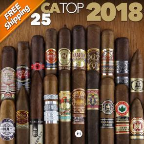 Cigar Aficionado Top 25 Cigars of 2018 Cigar Sampler-www.cigarplace.biz-21
